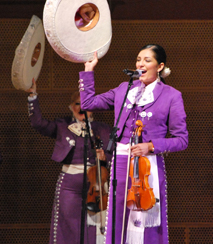 Scottsdale Western Week Mariachi Reyna de Los Angeles®